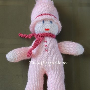 Knitted Dolly