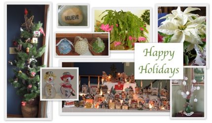 Happy Holidays from craftygardener.ca