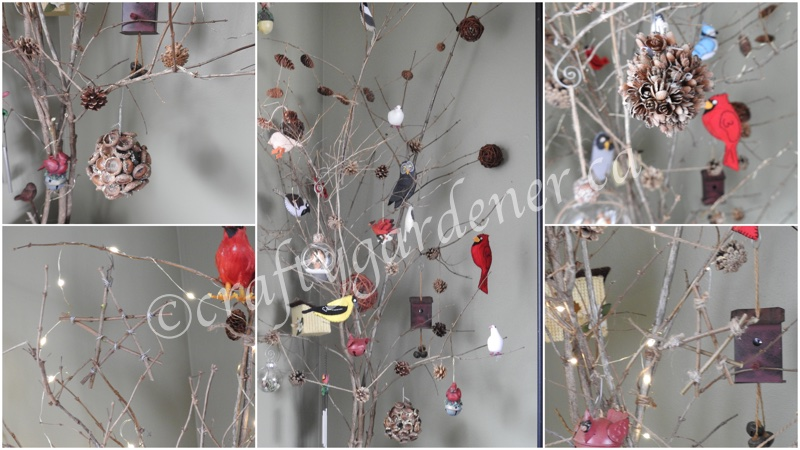 the Nature tree at craftygardener.ca