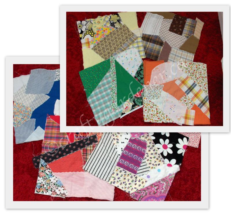 crazy quilt blocks at craftygardener.ca