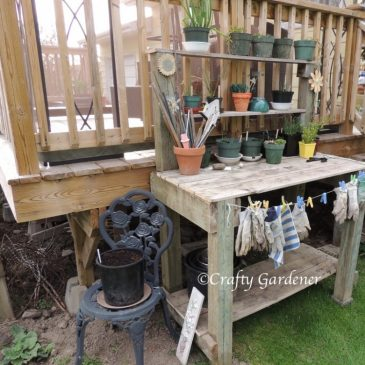The Garden Workbench
