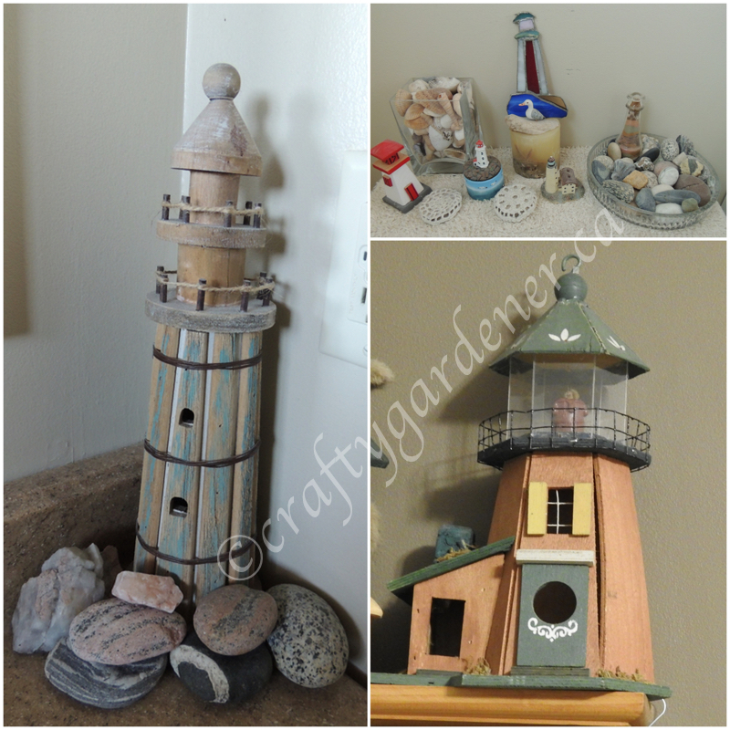 the lighthouse collection at craftygardener.ca