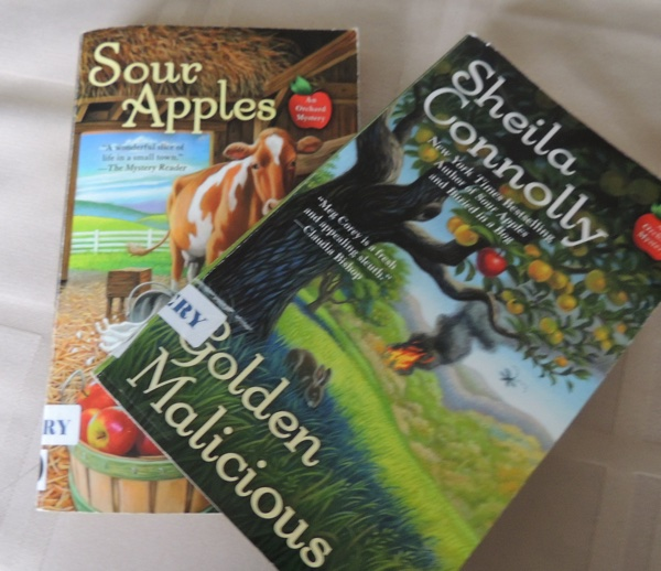 The Orchard Mysteries by Sheila Conolley