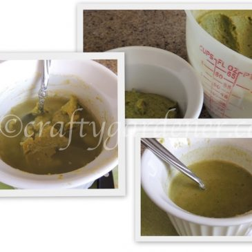 'Soup'er Sunday Green Pea Soup