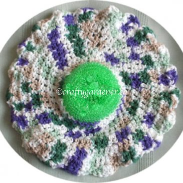 Dishcloth Scrubbie Pattern