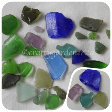 Searching for Sea Glass