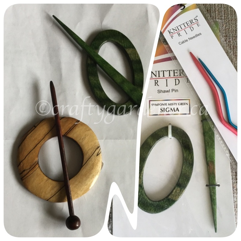 purchases while on the yarn crawl