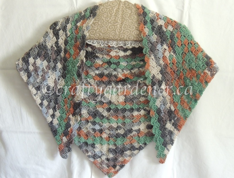 The Life Way Shawl