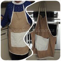 How to Make a Towel Apron