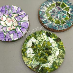 how to make a trivet at craftygardener.ca
