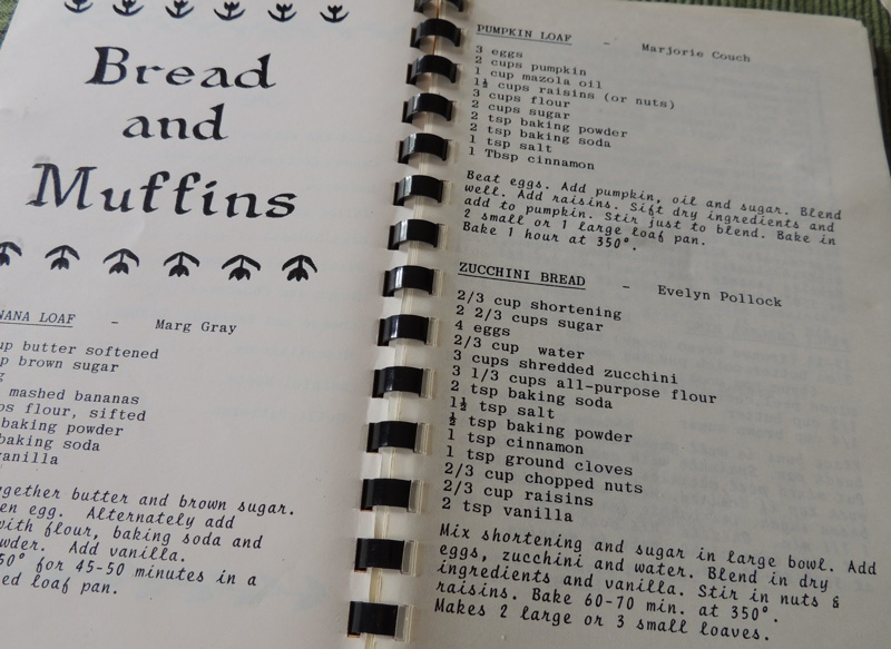 Hastings County International Plowing Match recipe book