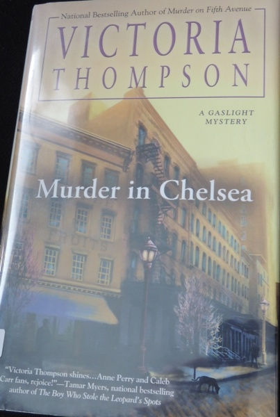The Gaslight Mysteries by Victoria Thompson