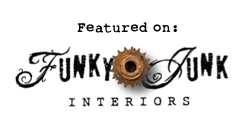 featured post at Funky Junk