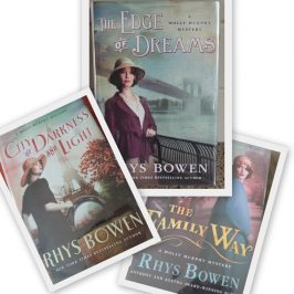 The Molly Murphey series by Rhys Bowen