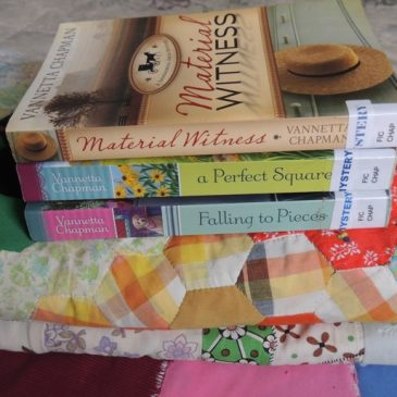 Favourite Books: The Amish Mysteries