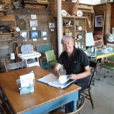 Guest Post by Author Mike Martin