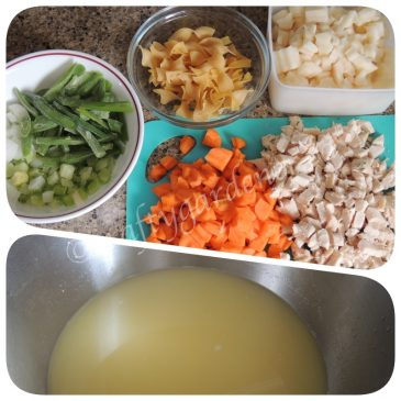 'Soup'er Recipe: Chicken Soup