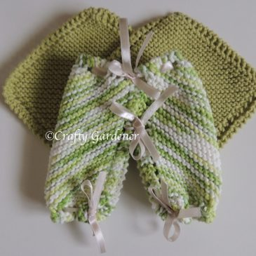 Dishcloth Britches