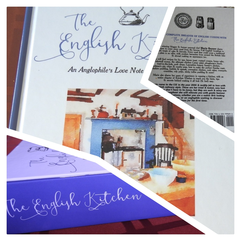 The English Kitchen cookery book by Marie Raynor