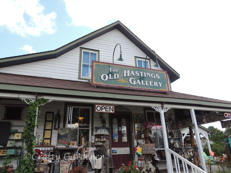 Old Hastings Gallery in Ormsby, Ontario