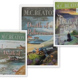 Hamish MacBeth books by M C Beaton