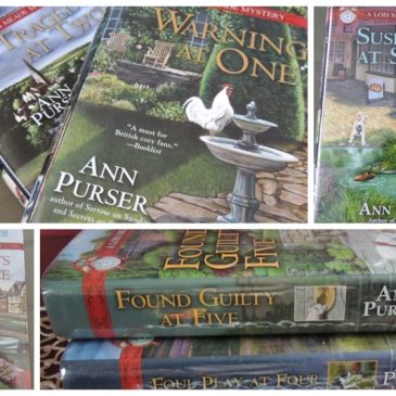 Favourite Books by Ann Purser