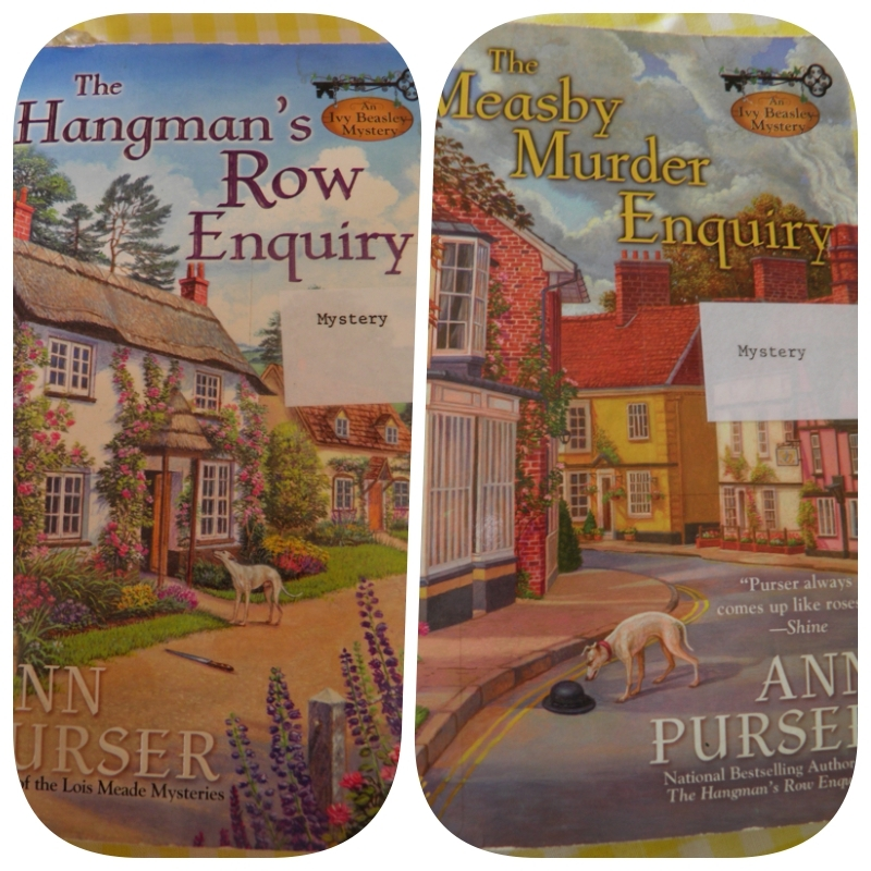 Books by Ann Purser at craftygardener.ca