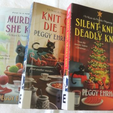 Books: Knit & Nibble Mysteries