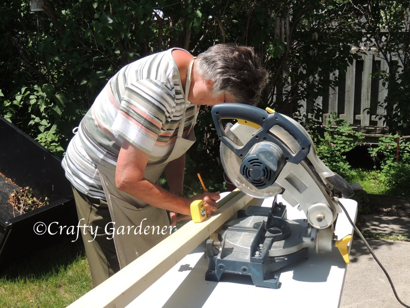 using the power tools