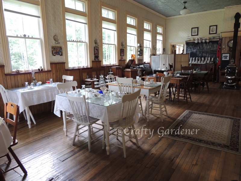 The Old Ormsby Schoolhouse in Ormsby, Ontario