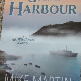 Sgt. Windflower mysteries by Mike Martin