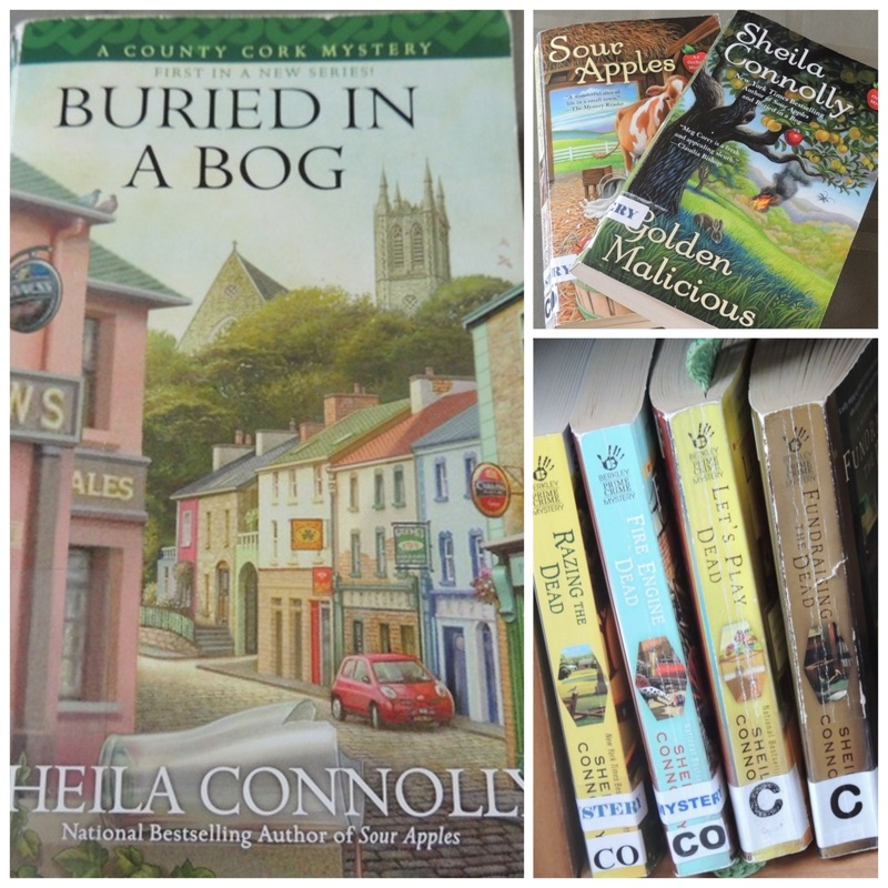 mystery series by Sheila Connolly