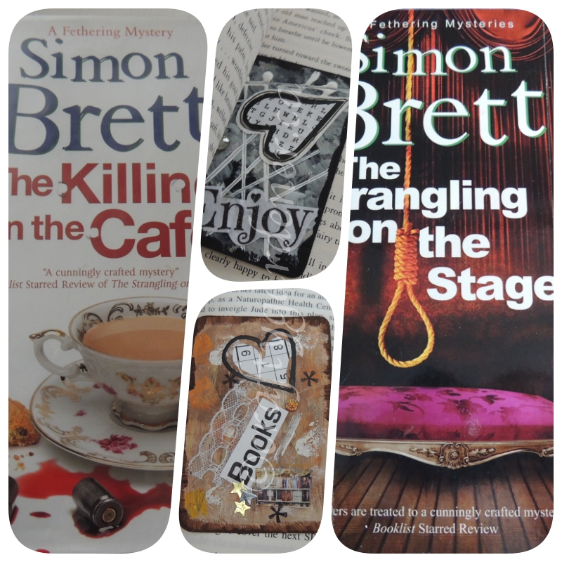 The Feathering Mysteries by Simon Brett