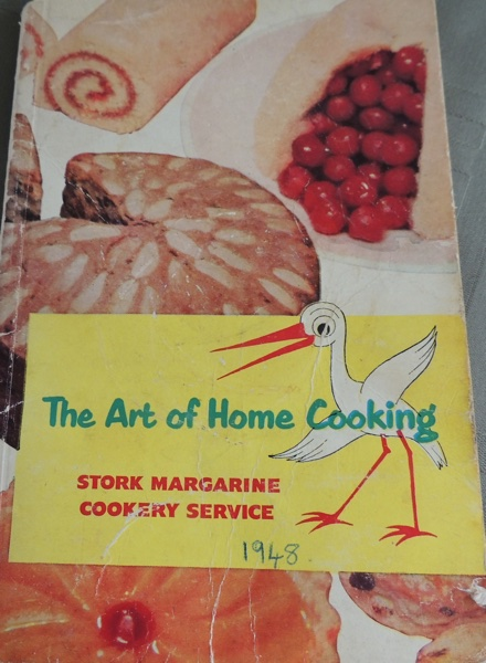 The Art of Home Cooking, a cookery book at craftygardener.ca