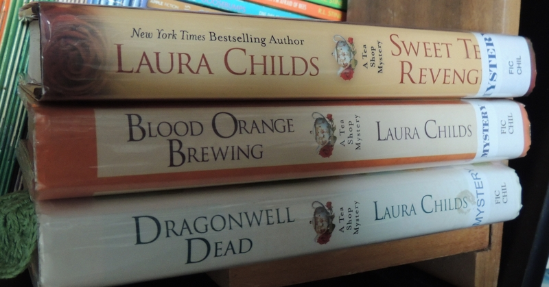 The Tea Shop Mysteries by Laura Childs