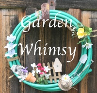 garden whimsy from craftygardener.ca